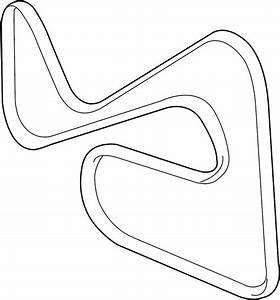 Ford Fusion Serpentine Belt  Drive  Liter  Having