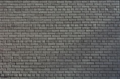 Grey, Bricks And Texture