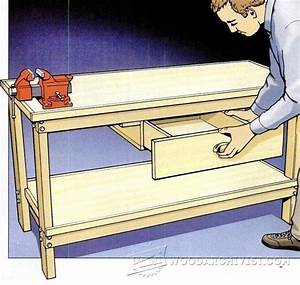 17 Best images about Workbench / Folding Table on