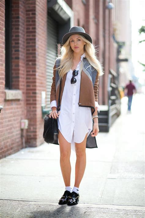 trending street fashion lunch hour  ladies