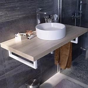 renover sa salle de bain With salle de bain design avec plan toilette