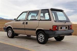 1986 Nissan Stanza  Datsun Prairie  4x4 Wagon  5