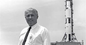 Wernher von Braun and the Saturn V | Geeky Goodness ...