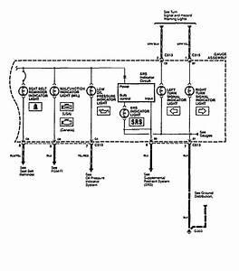 Acura Legend  1994  - Wiring Diagram - Indicator Lamp