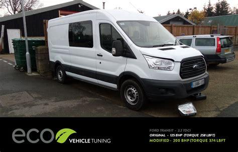 ford transit tuning ford transit mk8 2 2 tdci ecu remap eco vehicle tuning