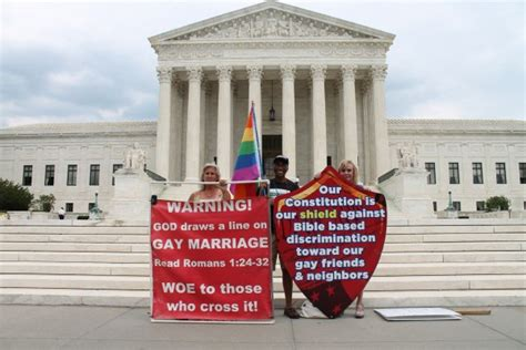 Marriage Supreme Court Decision by We Live In A Democracy Not A Theocracy Otherwords