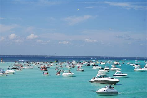 Crab Island Boat Rentals Destin Fl by Destin Fl Boat Rentals Destin Florida Revealed