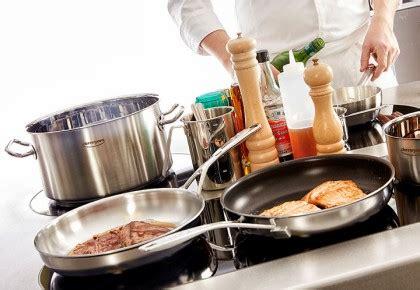 cuisiner avec l induction cuisiner avec demeyere design et qualit 233