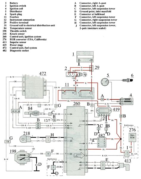bosch fuel injection ez  ignition system bf