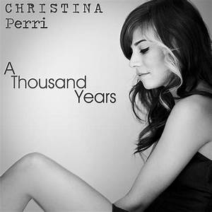 Lirik Christina Perry - A Thousand Years ~ If You Love Song