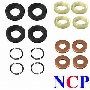 Joint D Injecteur : peugeot citroen 1 6 hdi dv6 injecteur joints rondelles anneaux kit ebay ~ Gottalentnigeria.com Avis de Voitures