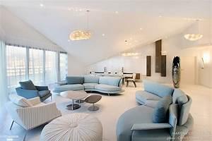 Décoration Appartement Moderne : d coration d 39 un appartement vue mer martine codaccioni ~ Nature-et-papiers.com Idées de Décoration