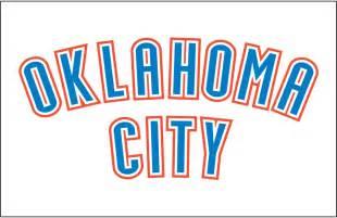 Oklahoma City Logo Blue