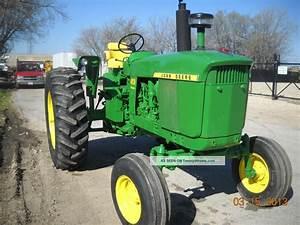 4020 John Deere Tractor Powershift