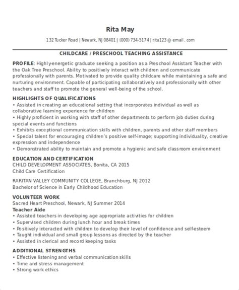 Resume For Teaching With No Experience by 20 Resume Templates Pdf Doc Free Premium