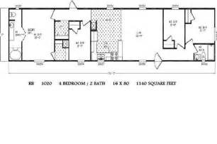 old mobile home floor plans old mobile home floor
