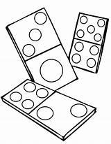 Coloring Pages Tac Tic Toe Interactive Domino Dominoes Games Printable Getdrawings Handipoints Getcolorings sketch template