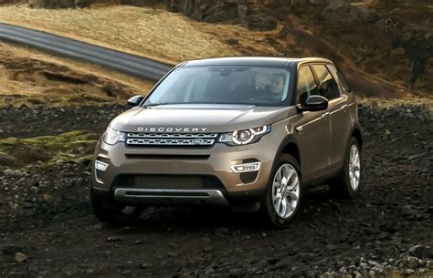 Land Rover Discovery Sport Image by 2016 Land Rover Discovery Sport