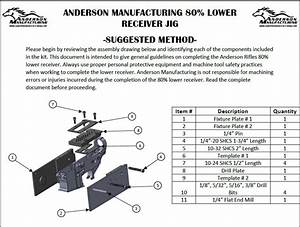 30 Ar 15 Parts Diagram Lower Receiver
