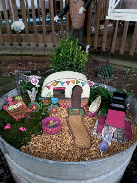Unique Fairy Garden Ideas 41 (unique Fairy Garden Ideas 41. Driftwood Coffee Tables For Sale. Hairpin Leg Table. Aqua Desk Chair. Personalized Desk Clock. Buildpro Welding Table. Log Table Top. Small Marble Coffee Table. 2 Person L Shaped Desk