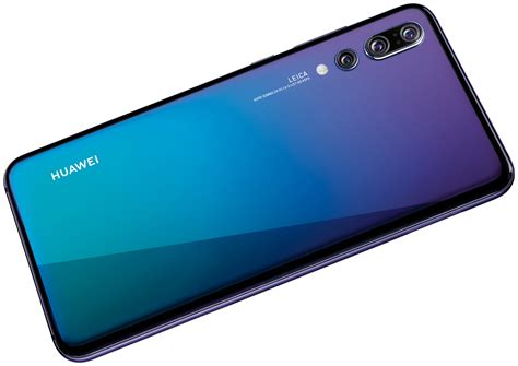 Huawei P20 Pro - Specs and Price - Phonegg