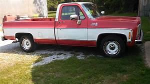 1979 Gmc 1500 Sierra Classic 5 7 L Diesel 12 445 Miles