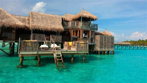 Stunning Overwater Bungalows Around The World For A