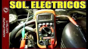 Como Probar Solenoides Electricos  Actuadores  En El Auto