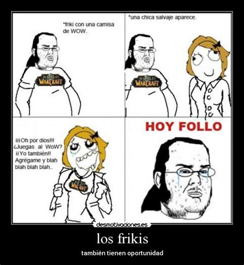 De los frikis y lulz - published by xXJisusXx on day 2,627