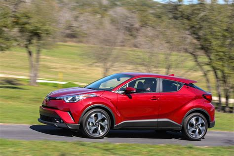2018 Toyota Chr First Drive Review  Automobile Magazine