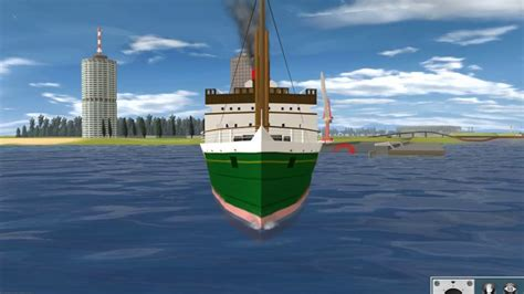 Ship Route by Tranz Simulator Ship Route Youtube