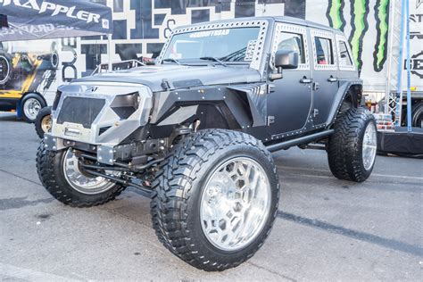 Jeep Modification by Wrangler Is King Custom Builds Of The Road Icon