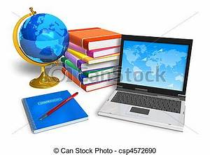 Stock Illustration of Education concept csp4572690 ...