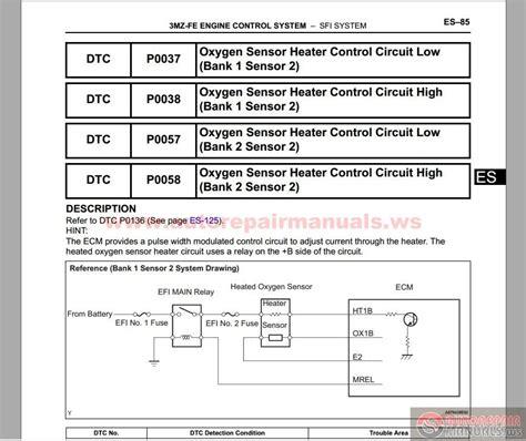 best car repair manuals 2006 lexus es electronic toll collection lexus rx 330 2006 repair manual auto repair manual forum heavy equipment forums download