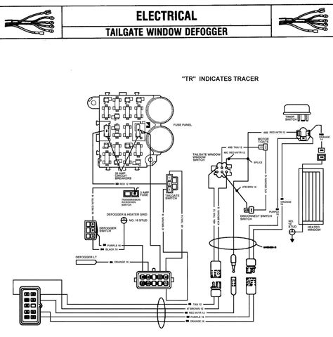 83 Jeep Wagoneer Wiring by 1984 Jeep Gw Diagrams My 4x4 Truck Dreams