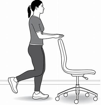 Leg Balance Standing Single Exercise Stability Progression