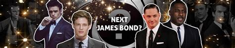 New James Bond - Betting on Who Will Be the Next 007