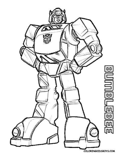 bumblebee transformers coloring pages disney coloring pages