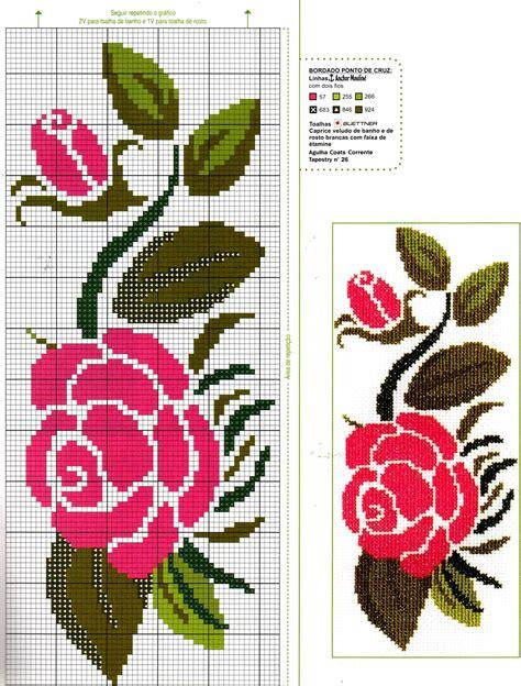 schemi punto croce fiori grande raccolta di schemi e grafici per punto croce free
