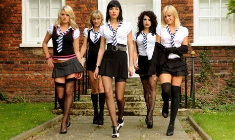 St Mackenzies Magazine Candice Collyer Headmistress Mackenzie School Uniforms Porn Adult Women