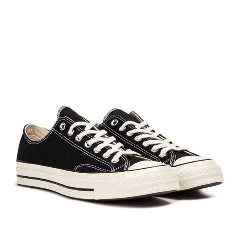 Converse Chuck Tailor converse chuck 70 ox low black 162058c