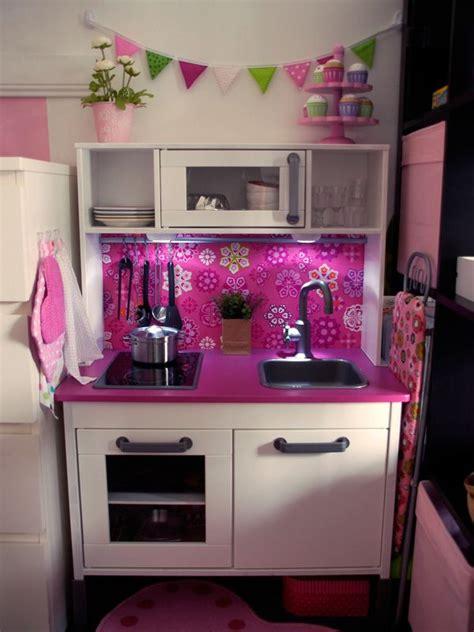 cuisine ikea duktig pink duktig makeover no link this is just the image
