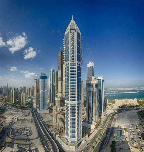 hafeez contractor  marina worlds ii tallest