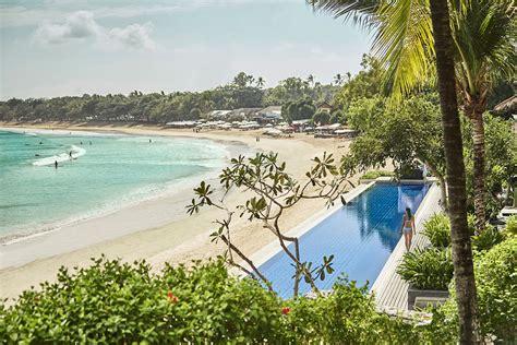 seasons resort bali  jimbaran bay luxurybared
