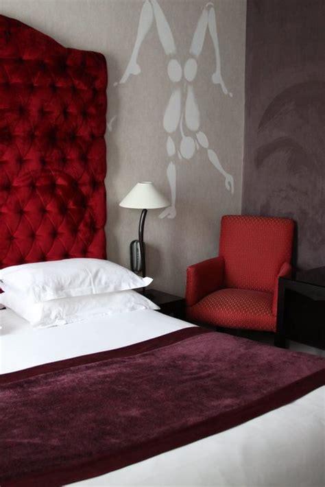 chambre violet aubergine excellent dco chambre taupe aubergine with chambre violet