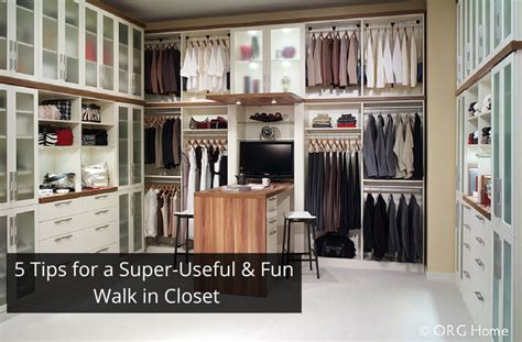 Closets Cleveland by 5 Walk In Closet Design Tips For A Columbus And Cleveland Home