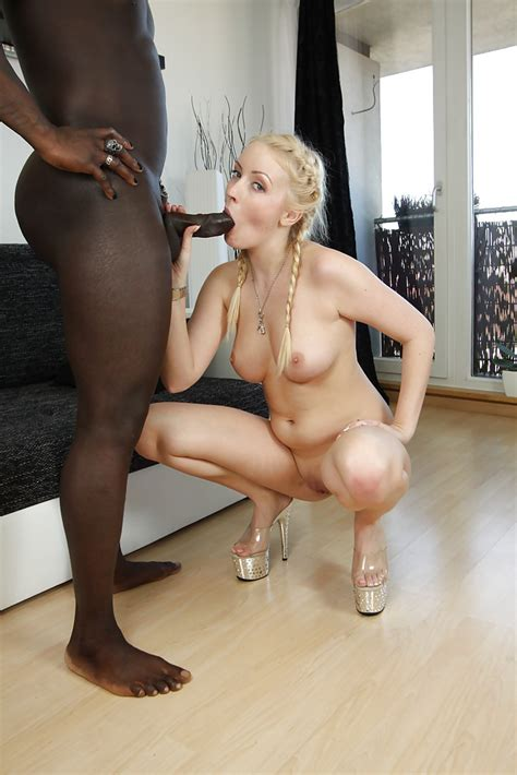 Bella Blond Is Having An Interracial Fuck That Ends With Cum On Face