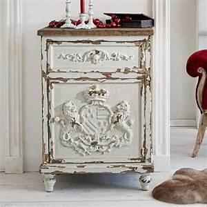 Meuble Shabby Chic : meuble shabby chic ~ Teatrodelosmanantiales.com Idées de Décoration