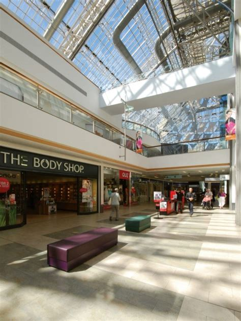 st enoch centre retailcommercialindustrial scotland