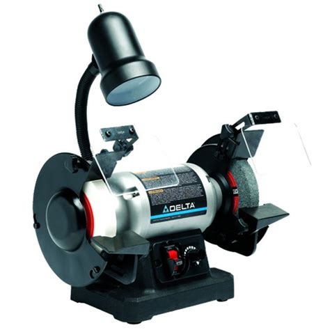variable speed bench grinder delta 6 in variable speed bench grinder 23 196 the home